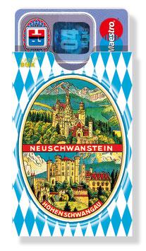 cardbox 114 > Schloss Neuschwanstein / Hohenschwangau