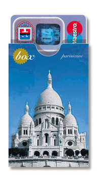 cardbox 052 > Sacre Coeur