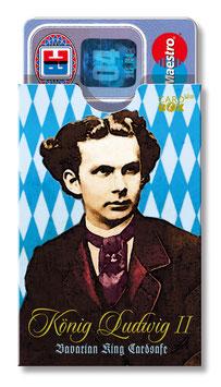cardbox 042 > König Ludwig jung