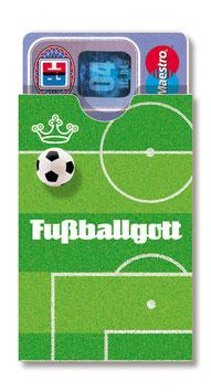 cardbox 074 > Fußballgott