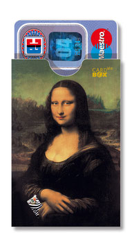 cardbox 081 > Mona Lisa