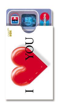 cardbox 019 > I love you