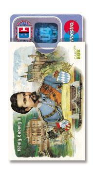 cardbox 084 > König Ludwig - Schlösser