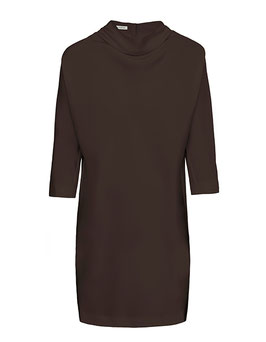 Greta Dress | Aubergine