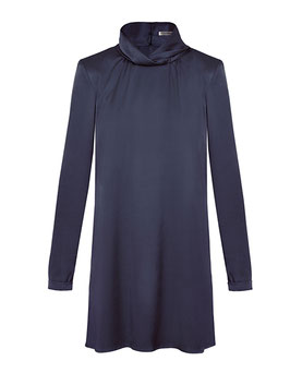 Amelie Dress | Midnight Blue