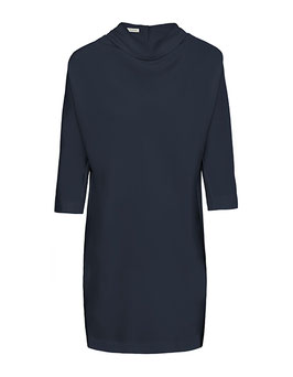 Greta Dress | Dark Blue