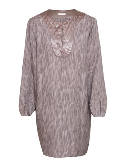 Sylvia Dress | Warm Grey