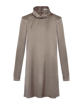 Amelie Dress | Warm Grey