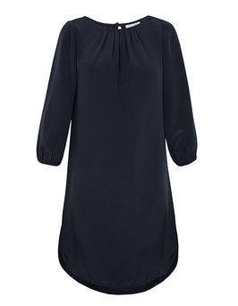 Fanny Dress | Dark Blue