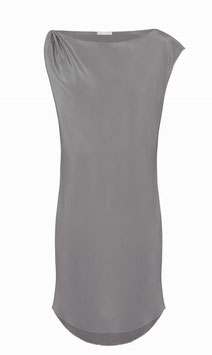 Olivia Dress | Silver Blue