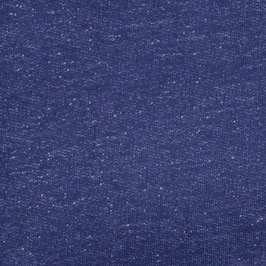 Sweatstoff in dark blue