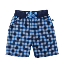 Shorts Karo in blue-navy, Artikelnr. 191 30 02