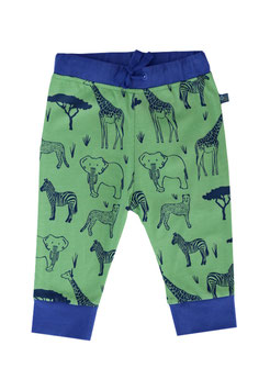 Babyhose Safari in green-navy, Artikelnr. 191 42 04