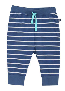 Babyhose gestreift, blue-white