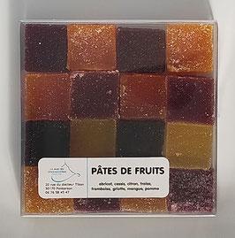 Boîte 16 pâtes de fruit