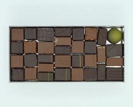 Boîte 30 chocolats