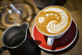 Barista - Latte Art Seminar - Hamburger Coffee Days 2018 - Samstag 24.02.2018 17:00 - 19:00 Uhr