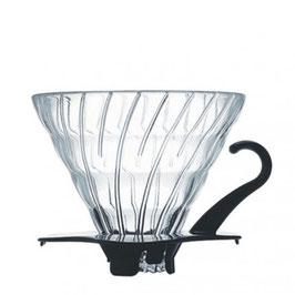 Glass Coffee Dripper V60 02