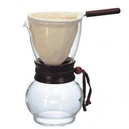 Drip Pot 480ml Woodneck