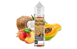 PEACH PAPAYA COCONUT CREAM PACHA MAMA 60ML