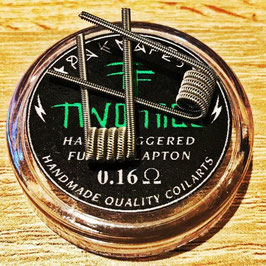 TWO FACE Coil Handmade