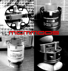 MCM THE KING RDA 30MM