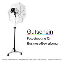 Kurz Fotoshooting z. B. für Bewerbung/Business-Portrait