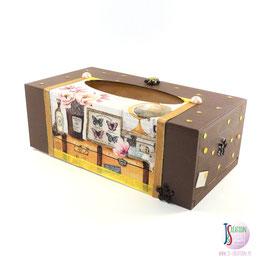 Travel - Boite à mouchoirs