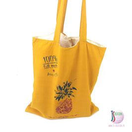 Tote bag - Ananas