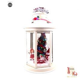 Lanterne de Noël XXL ❄ Décoration de noël
