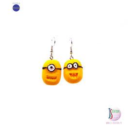 Minions - Boucles d'oreilles