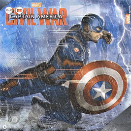 Serviettes Civil War