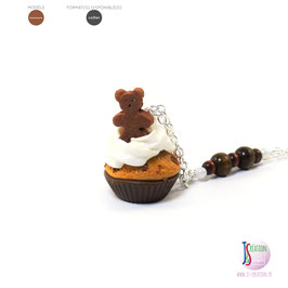 Cupcake - Collier