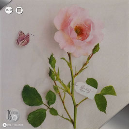 Serviettes Country Rose