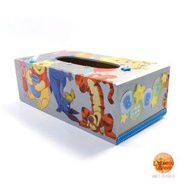 L'Ourson Winnie - Boite à mouchoirs