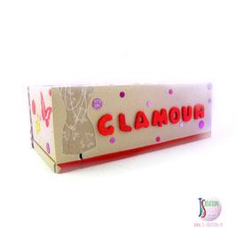 Glamour - Boite à mouchoirs