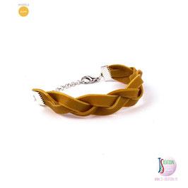 Bandes Tressées  - Bracelet