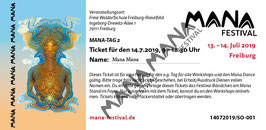 Mana Festival Tagesticket 14.7.19
