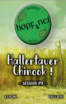 Hallertauer Chinook - Session IPA - 5 l