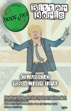 Bitter Boris - Classic English IPA - 0,75 l