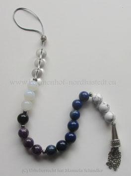 Schwingungserhöher (Stimmungsanheber mit Lapis Lazuli und Metallbommel)