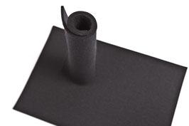 Wollfilzplatte 20 x 30 cm , 3mm , Schwarz, Farbe Nr. 5