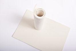 Wollfilzplatte 20 x 30 cm , 3mm weiß Nr.1