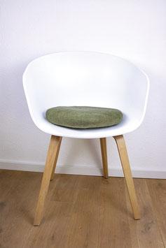 Sitzkissen extra dick dunkegrün