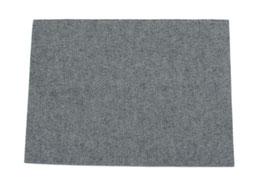 Tischset 33 x 45 cm, hellgrau
