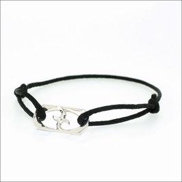 Harmonia Cord Bracelet 18KWG
