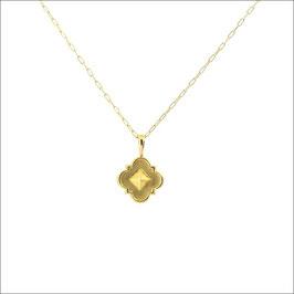 Radiant Necklace 18KYG