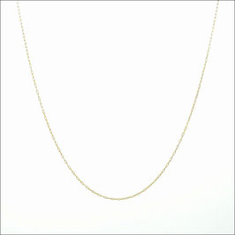Noble Chain Necklace 18KYG