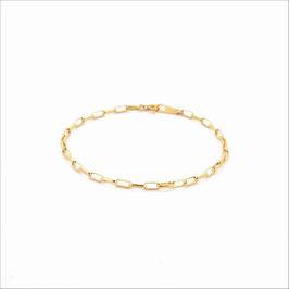Urbane Chain Bracelet 18KYG