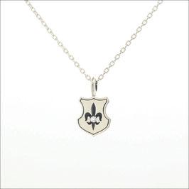 Fleur Necklace/Diamond